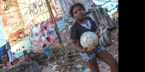 Fifa World Cup 'hits the poorest hardest'