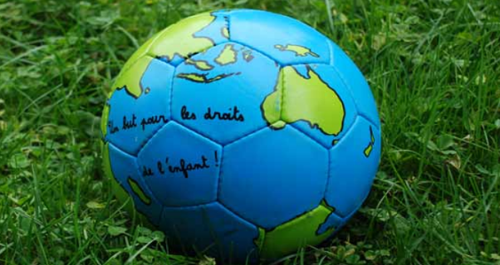 A United Soccer Ball in Your Municipality in Switzerland