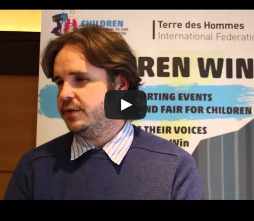 Daniel Rhind : Sport, Children's Rights and Violence Prevention