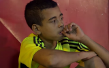 The Bullet : Gabriel,13, shot in the arm by military in  Favela da Maré