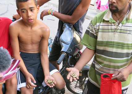 The Boy Shot in a Rio Favela – One Year On, What's Changed?