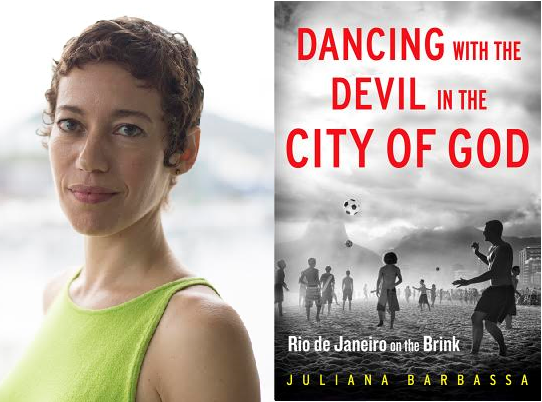 Interview with the writer Juliana Barbassa
