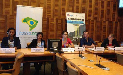 UN Human Rights side event in Geneva