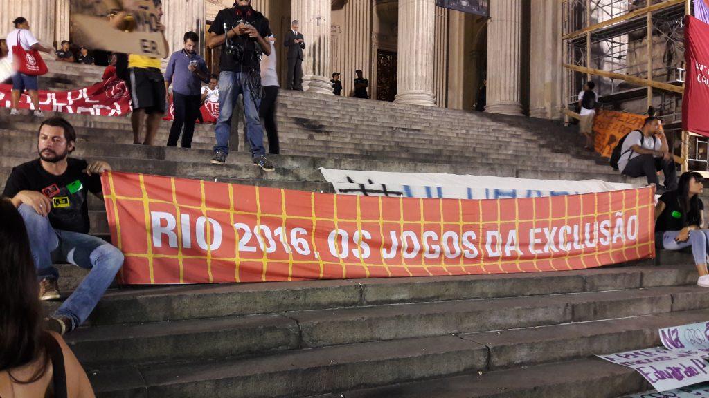 Rio 2016: the exclusion games