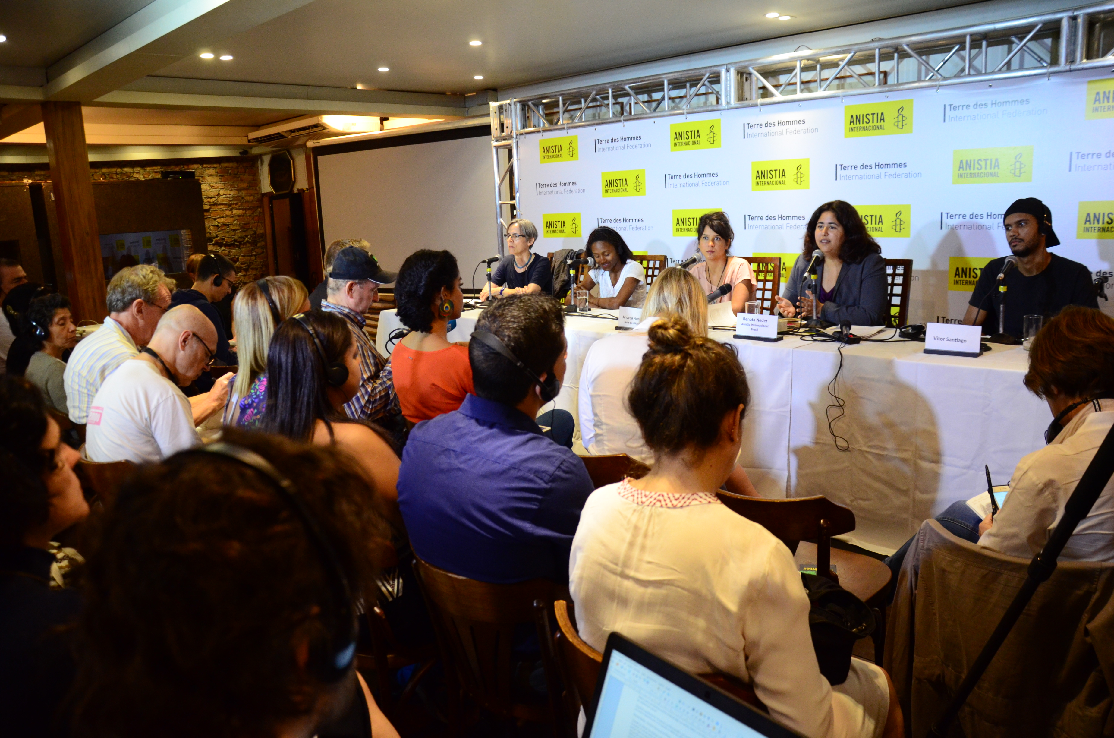 Rio's child rights abuses make global headlines