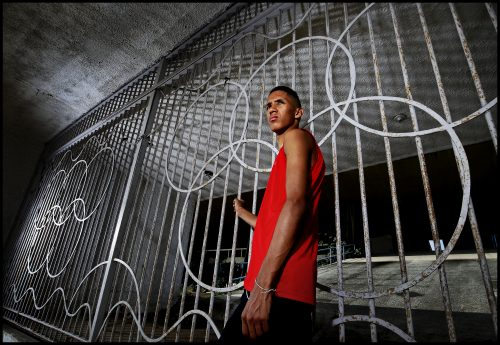 Felipe from Rio (Pic: Pim Ras/Terre des Hommes)