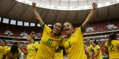 Football in Brazil: It's Different for Girls