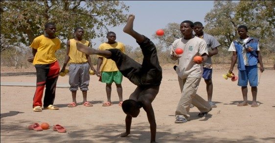 Children in Conflict with the Law: Let them play in Burkina Faso