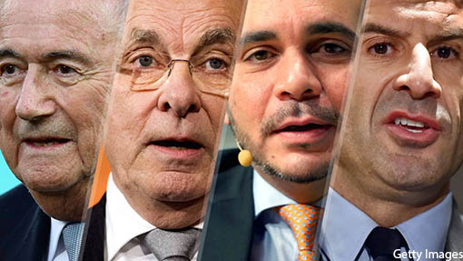 Fifa presidential candidates answer on Human rights