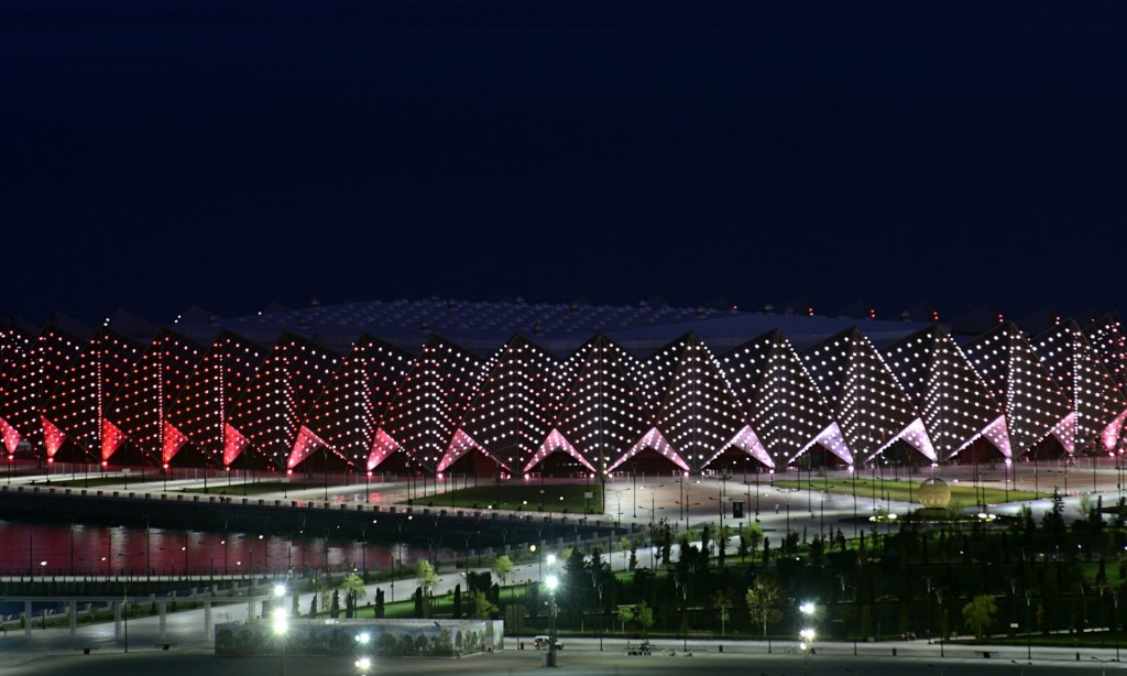 EOC will not challenge Azerbaijan's rights record before European Games