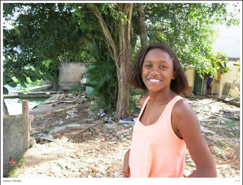 Rio 2016: The 12-year-old girl Brazil wants to evict to stage the Olympics