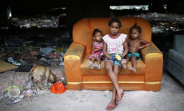 Rio Olympics linked to widespread human rights violations, report reveals