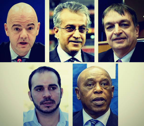 FIFA candidates should pledge to end human rights abuses linked to World Cup
