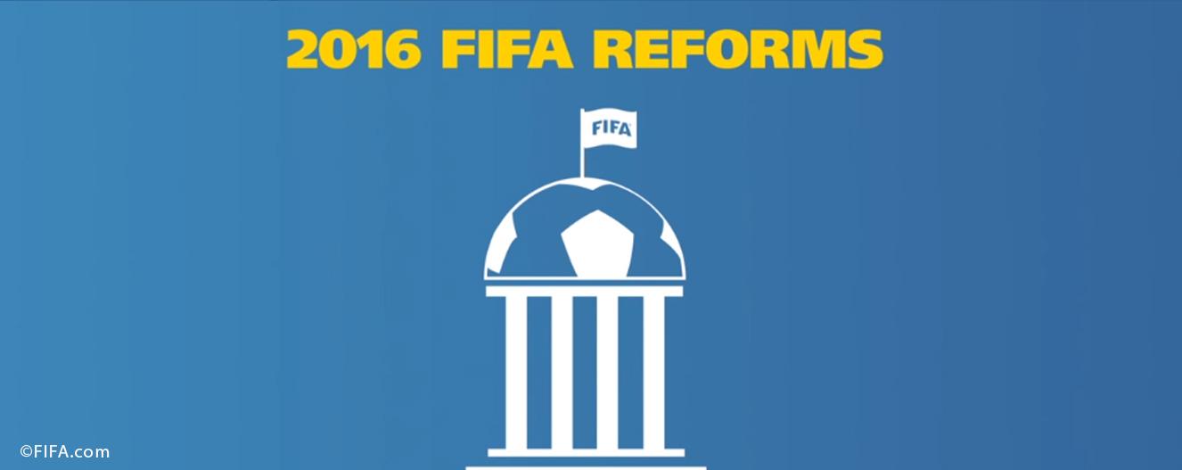 Human rights entering the FIFA Statutes