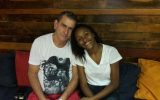 Naomy and her father