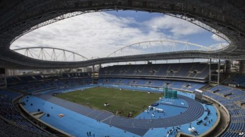 Hope Remains for Rio Olympic Games