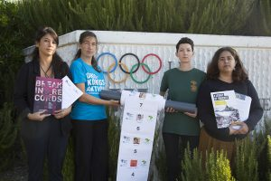 Human and Child Rights organisations meet the IOC to report on violations during Rio 2016