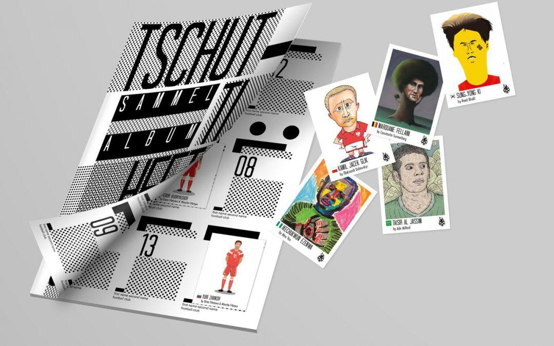 World Cup sticker album supports Children Win